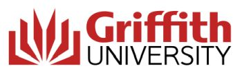 Griffith Univeristy Logo